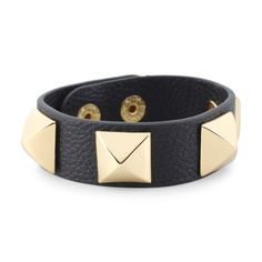 Love this Pyramid Stud Snap Bracelet for $48 on C. Wonder