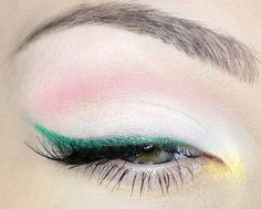 This is a super cute way to combine these colors.