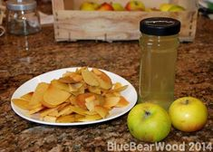 I started making it homemadeApple Cider Vinegarwhen I was looking for things to use up the wind fall from my apple tree's.  You make it us...