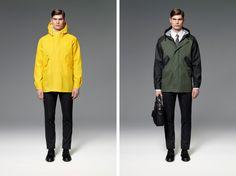autumn jacket Hemp Clothing Raincoat jacket with Hemp Filler