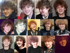 collage of Evan smiling!!!!! via wankstrypes