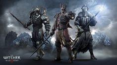 The Witcher 3: Wild Hunt Воители Нежить wonder-worker, king, earl Доспехи Мечи…
