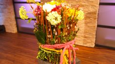 Farbenrausch mit Tulpen