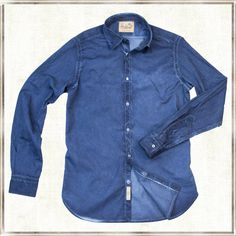 Halibut Shirt - Blue Ghost
