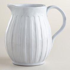Marie Pitcher at World Market, Vintage