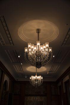 東京都庭園美術館. Prince Ssaka Residence. Chandeliers by Lalique Glittering Lights, Art Nouveau, Art Deco, Project 4, Frank Lloyd Wright, Japan Art, Something Beautiful, Chandeliers, Furniture Design
