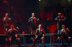 Broadway revival of Spring Awakening opens, playing through January 24 2016