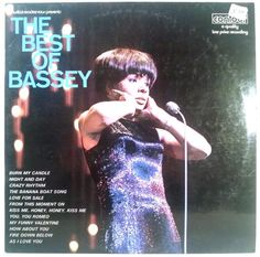 Shirley Bassey - The Best Of Shirley Bassey