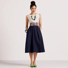 Kate Spade dress. So pretty!