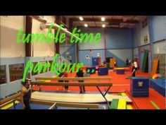 Tumble Time Open Gym for Adults