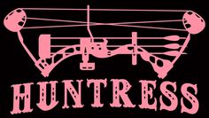 Women's Bow Hunting Decal,bow huntress sticker,compound bow,archery, | Sporting Goods, Hunting, Hunting Accessories | eBay!