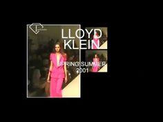 Lloyd Klein on Fashion Television Spring Summer 2001