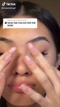 Nose Makeup, Edgy Makeup, Grunge Makeup, Eye Makeup Art, Brown Skin Makeup, Casual Makeup, Makeup On Fleek, Makeup Inspo, Makeup Tutorial Eyeliner