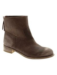 these are gorgeous right? they're from the GAP!