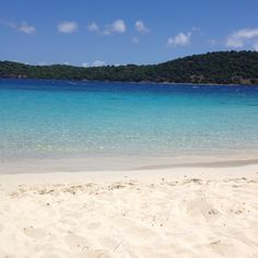Coki Beach, St. Thomas USVI - We snorkeled here rode wave runners, (remember Tyler?) and Nikki had her hair braided lol!