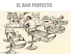 El bar perfecto #humor #funny