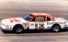 Neil Bonnett Junior Johnson Chevy 1984