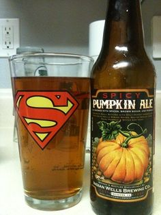 Indian Wells, Spicy Pumpkin Ale, ABV ? (haven't actually tried this one...but I will)