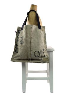 Canvas bag - Stapelgoed.nl