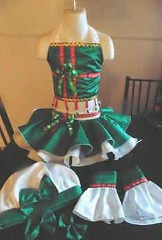 NATIONAL PAGEANT DRESS PAGEANT CHRISTMAS HOLIDAY CASUAL WEAR 3T-5 XMAS PRESENT Pageant Wear, Pageant Girls, Beauty Pageant, Pageant Dresses, Christmas Tutu, Christmas Pageant, Christmas Outfits, Christmas Holidays, Dance Outfits