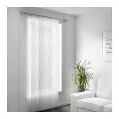 Ikea-Grynet-Panel-Curtain-White-24x118-GRYNET-402-999-32
