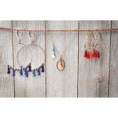 Combine several tassels of the same color for a solid color palette, or use a select color combinations to create a custom look. Rio Grande Jewelry, All Things New, Jewelry Making Supplies, Jewelry Findings, New Product, Color Combinations, Tassel Necklace, Tassels, Palette