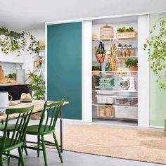 Encuentra inspiración para el diseño de cocinas en homify México.  Ahorra espacio, organiza y dale estilo a tu cocina. #diseñodecocinas