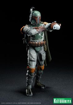 [KOTOBUKIYA] Star Wars: Boba Fett Return of the Jedi Ver. ARTFX