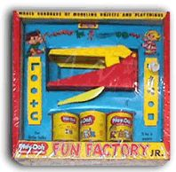 Had this exact set...to this day I still play with my niece creating Play-Doh magic!