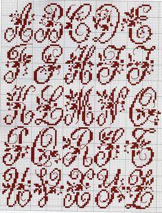 вышивка алфавит схемы: 13 тыс изображений найдено в Яндекс.Картинках