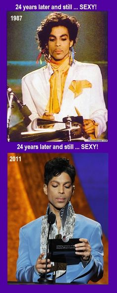 Prince Rogers Nelson!