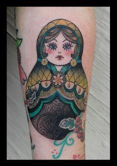 @gemma pariente - Full Circle Tattoo - San Diego, CA.