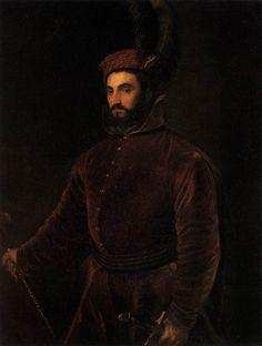 Portrait de Ippolito de Medici 1532-34