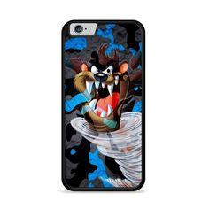 Looney Tunes Tazmanian Camo iPhone 6 Plus|6S Plus Case – Miloscase 6s Plus Case, Looney Tunes, Iphone 6, Camo, Perfect Fit, Phone Cases, Texture, Prints, Design