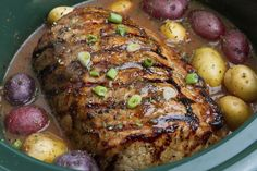 This Long Cooking Pot Roast Recipe is a Full Meal in One Pot