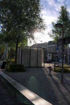 Gasträume 2013: Sigi-Feigel-Terrasse; Reto Boller; 2013