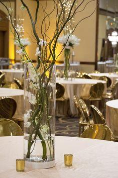 Gold wedding featuri