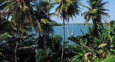 Fortim - Ceara - Brasil - Praias de Pontal de Maceió e Canto da Barra