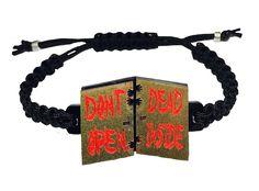 The Walking Dead inspired fan art jewellery.   #TWD, #The Walking Dead, #walkerstalker