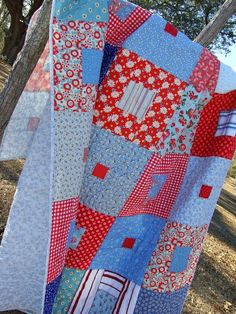 Quilting Tutorials and Inspiration ~ 4th of July