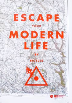 Andrew Diprose - Escape your modern life by bicycle