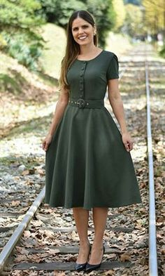 67 ideas skirt a line cardigans for 2019 67 ideas skirt a line cardigans for 2019 Modest Dresses, Modest Outfits, Stylish Dresses, Simple Dresses, Pretty Dresses, Beautiful Dresses, Dress Outfits, Casual Dresses, Dresses For Work