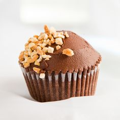 Chocolate Peanut Butter cupcake by Grace & Shelly's