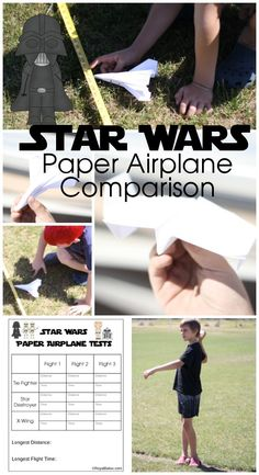 We love Star Wars and it is good for motivating a lot of learning around here.  And since they are very active, activities that involve moving around are typically best. A few weeks ago we particip…