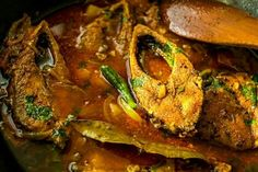 Fish curry Fish Curry, Mussels, Prawn, Indian Food Recipes, Seafood, Steak, Food Photography, Beef, Asian
