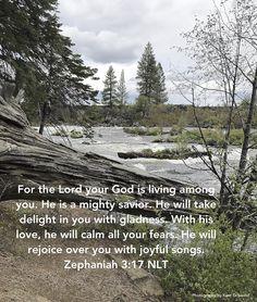Calm - Zephaniah 3:17