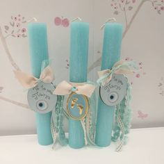 Easter 2021, Easter Ideas, Place Cards, Place Card Holders, Candles, Mood, Star, Diy, House
