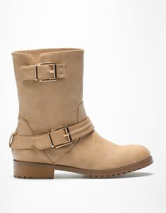 Bershka Romania - BSK urban buckle ankle boots