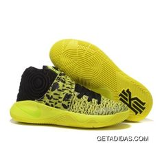 wholesale dealer 0a451 4ccdc Nike Kyrie 2 Custom Yellow Black Basketball Shoes Copuon Code, Price    98.97 - Adidas Shoes,Adidas Nmd,Superstar,Originals