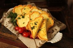 low carb garlic bread, gluten free garlic bread, protein bread from Maria Mind Body and Health